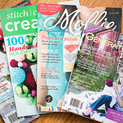 Sewing Summit Giveaway - Magazines