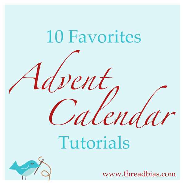 10 Favorites: Advent Calendars