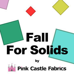 Last Chance to Vote in the Pink Castle Fall for Solids Contest