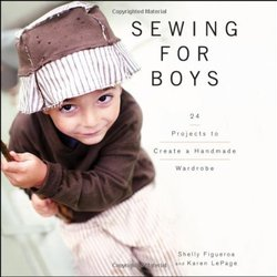 Book of the Week - Sewing for Boys