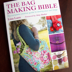Book of the week - The Bag Making Bible