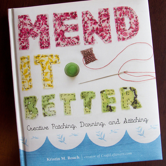 Book of the Week - Mend it Better