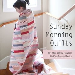 Book of the Week - Sunday Morning Quilts