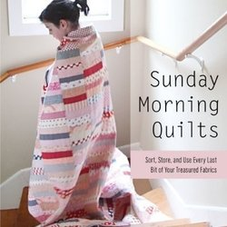 Day 2: Stashing and a giveaway for Sunday Morning Quilts