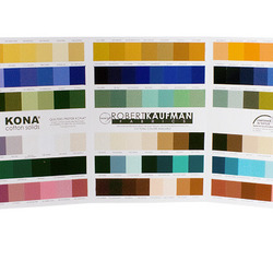 Day 3: Projects and a Giveaway for a Kona Color Card