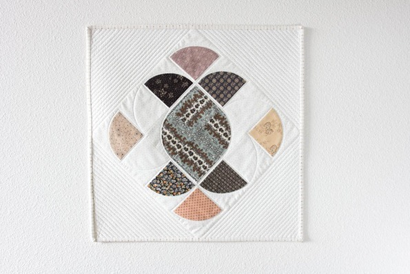 Ornate Mini Quilt