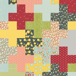 I'm Positive - Wallflowers Quilt Design Contest