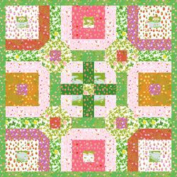 Summer Fun Briar Rose Quilt