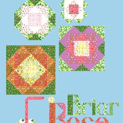 Briar Rose Quilt Design Contest