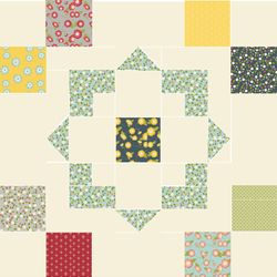 Wallflowers Quilt Design Contest