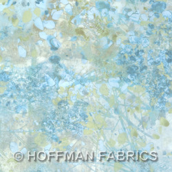 Hoffman California Fabrics Sand In My Shoes Sand In My Shoes Breeze PN037 492-Breeze Breeze by McKenna Ryan