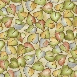 Red Rooster Fabrics Happily Ever After Happily Ever After OLIVE #17127-OLI1 OLIVE by Jacqueline  Paton