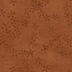 Red Rooster Fabrics Happily Ever After Happily Ever After DARK RUST #20963-DKRUS1 DARK RUST by Jacqueline  Paton