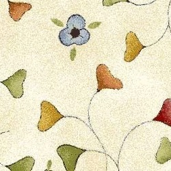 Red Rooster Fabrics Happily Ever After Happily Ever After CREAM #22315-CRE1 CREAM by Jacqueline  Paton