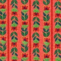 Red Rooster Fabrics Quilt Shop Quilt Shop RED #15340-RED1 RED by Barbara Lavallee