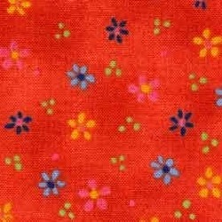 Red Rooster Fabrics Quilt Shop Quilt Shop RED #15343-RED1 RED by Barbara Lavallee