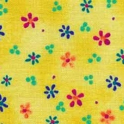 Red Rooster Fabrics Quilt Shop Quilt Shop YELLOW #15343-YEL1 YELLOW by Barbara Lavallee