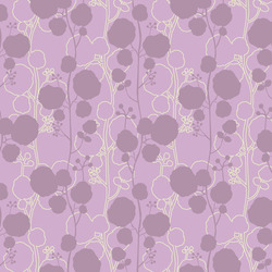Art Gallery Fabrics Poetica Sonnet Violet by AGF Studio
