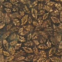Robert Kaufman Fabrics Artisan Batiks: Northwoods AMD-7334-16 BROWN by   Lunn Studios