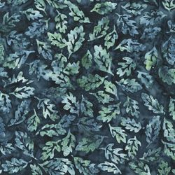 Robert Kaufman Fabrics Artisan Batiks: Northwoods AMD-7334-80 EVENING by   Lunn Studios