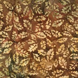 Robert Kaufman Fabrics Artisan Batiks: Northwoods AMD-7334-165 COPPER by   Lunn Studios