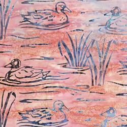 Robert Kaufman Fabrics Artisan Batiks: Northwoods AMD-7335-80 EVENING by   Lunn Studios