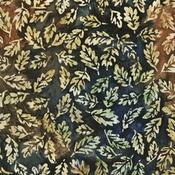 Robert Kaufman Fabrics Artisan Batiks: Northwoods AMD-7334-169 EARTH by   Lunn Studios