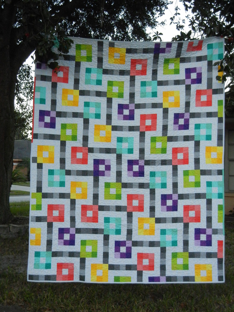 Fabricland Quilt Pattern by Dontcallmebetsy's Shop