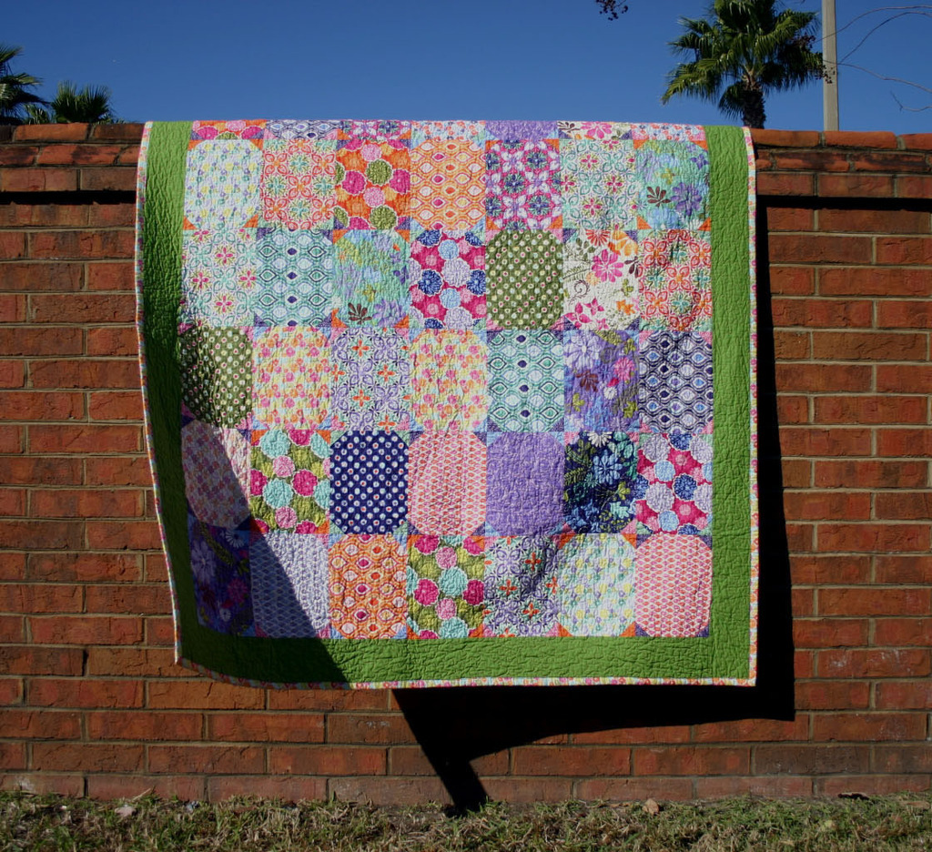 Photo Corners Quilt Pattern by Dontcallmebetsy's Shop