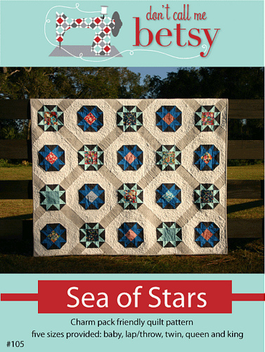Sea of Stars by Dontcallmebetsy's Shop