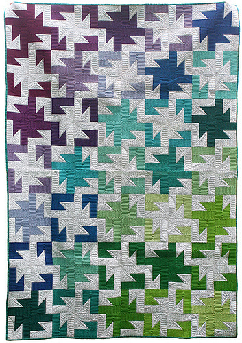 Sparkler Quilt Pattern by Freshly Pieced
