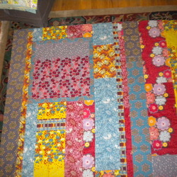 LouLou Flannel Quilt