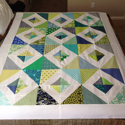 Treasure Box Quilt