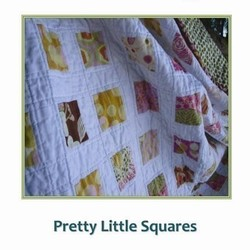 Pretty Little Squares Quilt