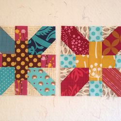 Japanese x+ Quilt Blocks