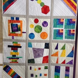 Modern Quilting Bee blocks