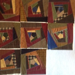 Flannel Crazy Quilt