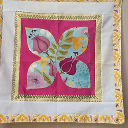 Medallion quilt center block