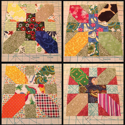 Flickr Swap Quilt