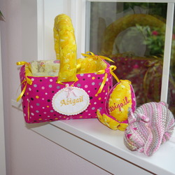 Easter Basket for middle granddaughter 2014