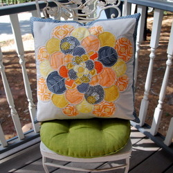Fresh Bloom Pillow