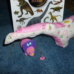 Apatosaurus Stuffed Toy for Kylie