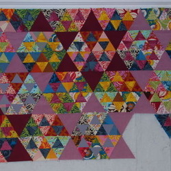 AMH Triangle Quilt