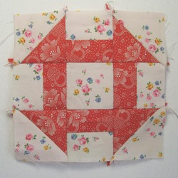 """dear ethel"" patchwork blocks"