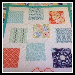 2 Baby Quilts