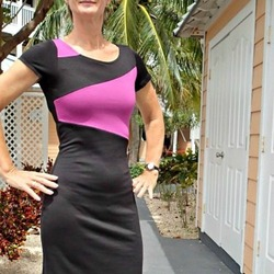 Perfect for work Dress pattern
