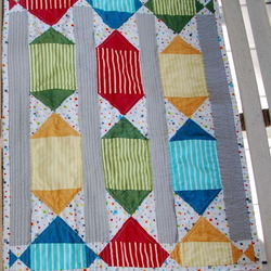 Candy is Dandy Mini Quilt