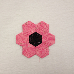 I learned how to do Hexagons